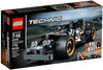 LEGO LEGO 42046 Technic La voiture du fuyard (jan 2016) 673419247566