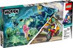 LEGO LEGO 70423 Hidden Side Le bus d'interception paranormale 3000 673419301312
