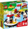 LEGO LEGO 10881 DUPLO Le bateau de Mickey 673419281324