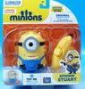"""Détestable moi / Les Minions Les Minions figurine Stuart la toupie sons & lumières 3.5"""" 064442201272"""