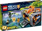 LEGO LEGO 72006 Nexo Knights L'arsenal sur chenilles d'Axl 673419280372