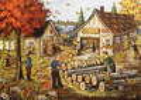 Trefl Casse-tête 500 Genest - Moulin à scie 061152580413
