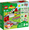 LEGO LEGO 10882 DUPLO Les rails du train 673419284042