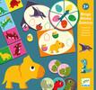 Djeco Bingo Memo Domino - Dinosaures 3070900081321