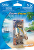 Playmobil Playmobil 70032 Playmo-Friends Pirate avec boussole 4008789700322