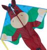 Premier Kites Cerf-volant monocorde large facile à voler cheval (Sugarfoot) 630104441135