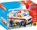 Playmobil Playmobil 5681 Ambulance, sons et lumières (ancien 5952) (juin 2016) 4008789056818