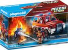 Playmobil Playmobil 70490 Urgent incendie de ville 4008789704900
