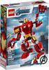 LEGO LEGO 76140 Le robot d'Iron Man 673419320221