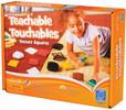 Educational Insights Teachable Touchables Texture (fr/en) Apprendre en touchant - carrés de tissus 086002030498