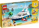 LEGO LEGO 31083 Creator Les aventures en yacht 673419282819