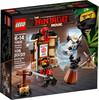 LEGO LEGO 70606 Ninjago L'entraînement de Spinjitzu 673419247627