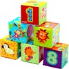 Escabbo Cubö cubes souples pour le bain 713541308046
