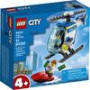 LEGO LEGO 60275 L'hélicoptère de la police 673419339070