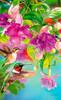Piatnik Casse-tête 1000 Oiseaux mouches 9001890546747