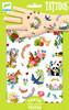 Djeco Tatouages Joyeux printemps (Happy spring) (fr/en) 3070900095915