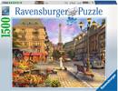 Ravensburger Casse-tête 1500 Paris d'autrefois, France 4005556163090
