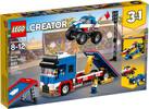 LEGO LEGO 31085 Creator Le spectacle de cascades ambulant 673419282697