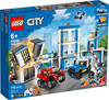 LEGO LEGO 60246 Le commissariat de police 673419318747