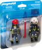 Playmobil Playmobil 70081 Duo Pompiers secouristes 4008789700810