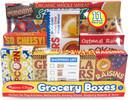 Melissa & Doug Boîtes de produits de l'épicerie (en) Melissa & Doug 5501 000772055017