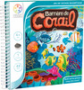 Smart Games Barrière de corail, jeu de voyage magnétique (fr/en) 5414301522096
