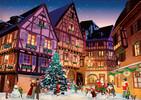 Piatnik Casse-tête 1000 Noël d'antan au village 9001890544248
