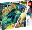 LEGO LEGO 70424 Hidden Side Le train-fantôme 673419301329