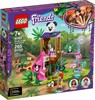 LEGO LEGO 41422 La cabane des pandas dans la jungle 673419320054