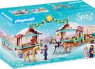 Playmobil Playmobil 70395 Spirit Marché de Noël à Miradero 4008789703958