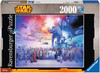 Ravensburger Casse-tête 2000 Star Wars L'univers Star Wars 4005556167012