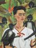 Piatnik Casse-tête 1000 Frida Kahlo - Self portrait with Monkeys 9001890550942
