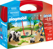 Playmobil Playmobil 70105 Mallette transportable Soigneur et pandas 4008789701053