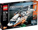 LEGO LEGO 42052 Technic L'hélicoptère de transport (jan 2016) 673419248778