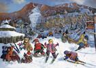 Trefl Casse-tête 500 Large P. Paquin - Le lodge de la montagne 061152670152