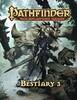Paizo Publishing Pathfinder (en) bestiary 3 9781601253781