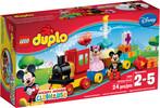 LEGO LEGO 10597 DUPLO Le défilé d'anniversaire de Mickey et Minnie (août 2015) 673419232630