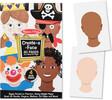 Melissa & Doug Bloc d'activités créer des visages Melissa & Doug 3766 000772037662