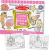 Melissa & Doug Bloc à colorier jumbo rose Melissa & Doug 4225 000772142250