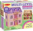 Melissa & Doug Maison de poupée en bois à plusieurs étages Melissa & Doug 4570 000772145701