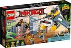 LEGO LEGO 70609 Ninjago Le bombardier raie manta 673419248358