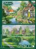 Falcon de luxe Casse-tête 500x2 Chalets sur le bord de la rivière (Riverside Cottages) 8710126112892