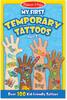 Melissa & Doug Mes premiers tatouages temporaires bleu Melissa & Doug 2947 000772129473