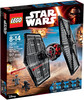 LEGO LEGO 75101 Star Wars Chasseur TIE des forces spéciales First Order (TIE Fighter) (sep 2015) 673419265560