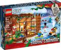LEGO LEGO 60235 City Le calendrier de l'avent LEGO City