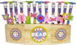 Bead Bazaar Perles tube nature (unité) (varié) 633870016026
