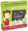 France Cartes Cartatoto au tableau - coffret 3 jeux + acc.