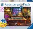 Ravensburger Casse-tête 750 Large La pièce du puzzleur 4005556164448