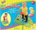 Galt Toys Trampoline tortue pour jeune enfant, max 20 kg 5011979567253