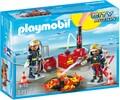 Playmobil Playmobil 5397 Opération de lutte de l'incendie avec pompe à eau 4008789053978